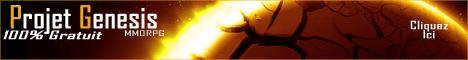 Projet Génésis, MMORPG gratuit